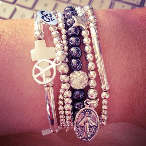 The UK Sepsis Trust bracelet by Jacy & Jools