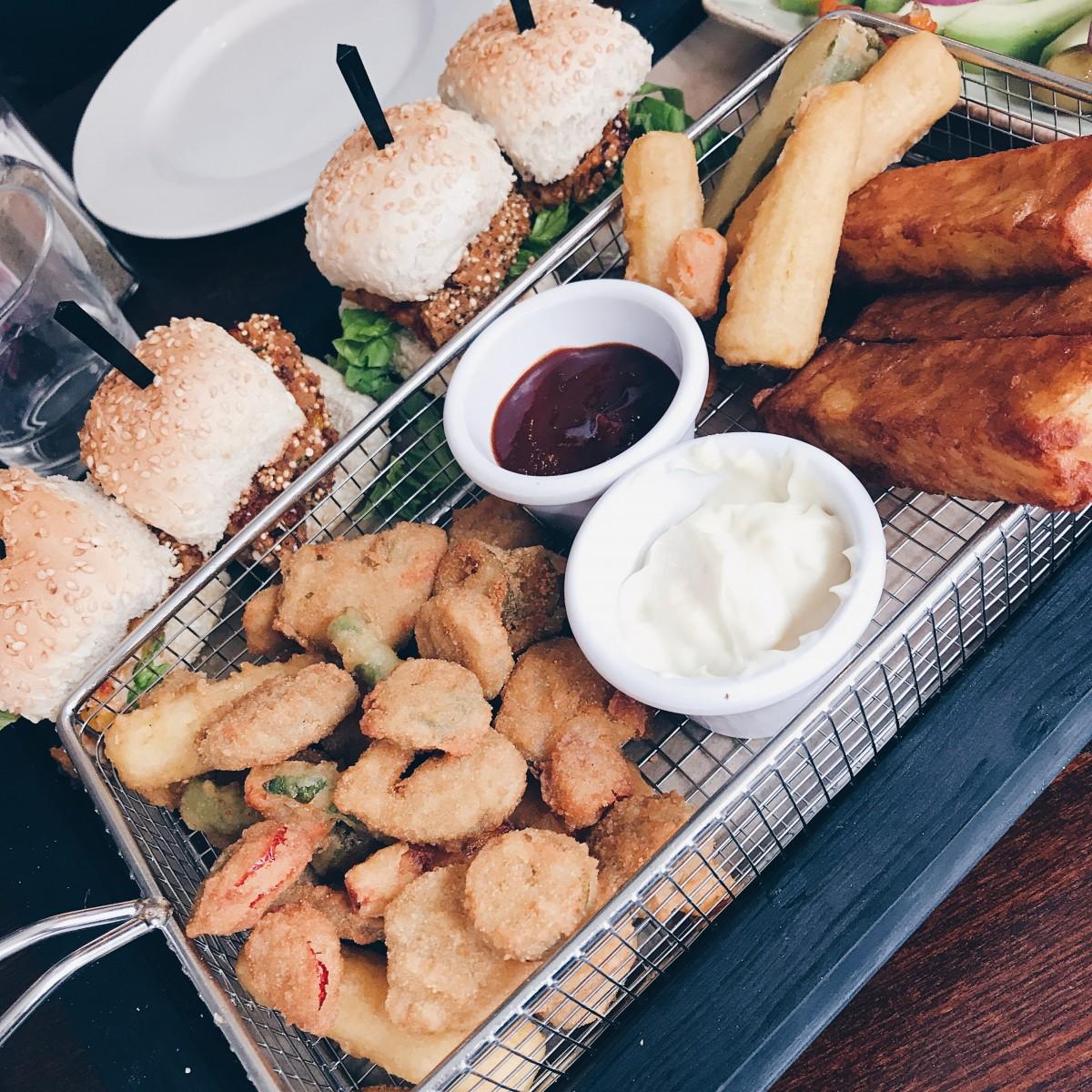 Slug & Lettuce Altrincham | Veg Out Altrincham | Jacinta Dawn Russell